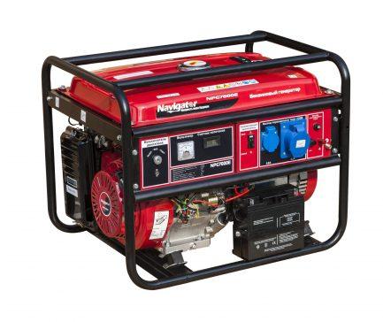 Бензиновый генератор Firman NPG7000E