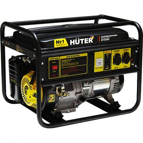 генератор Huter DY 6500L