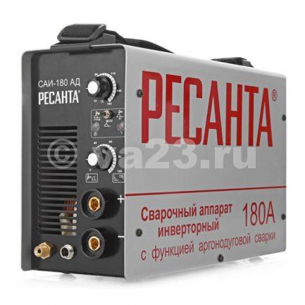 Сварочный аппарат инверторный САИ-180-АД