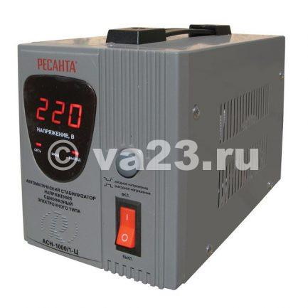 Стабилизатор напряжения Ресанта АСН 1000/1-Ц
