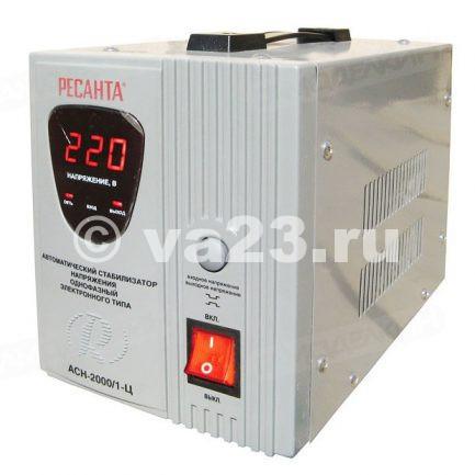 Стабилизатор напряжения Ресанта АСН-2000/1-Ц