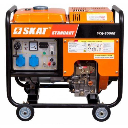 Дизельный генератор SKAT УГД-3000Е