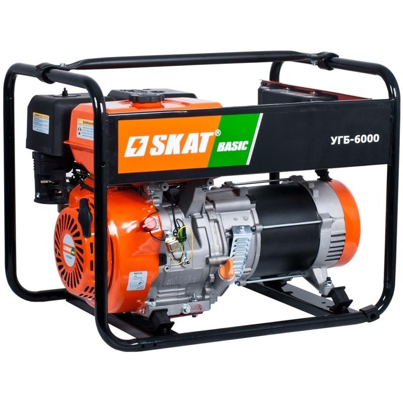 генератор SKAT УГБ 6000 Basic
