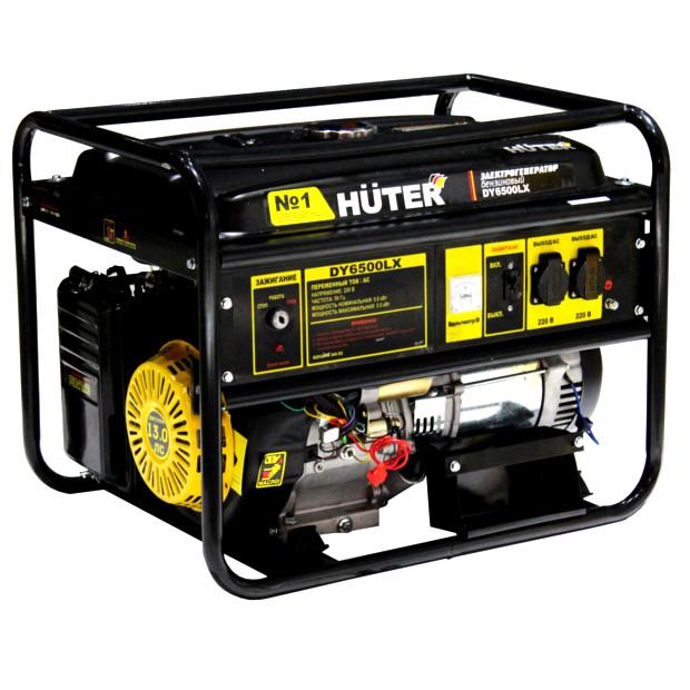 генератор Huter DY 6500 LX