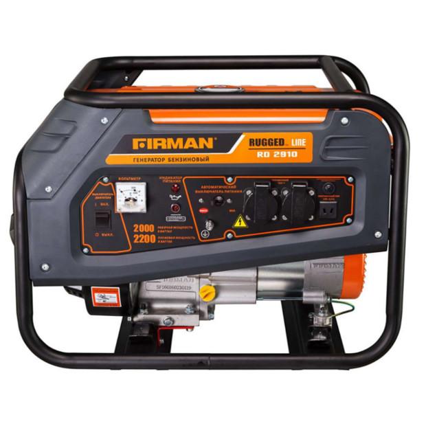 Бензиновый генератор Firman RD2910