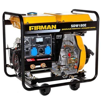Дизельный генератор Firman SDW180E