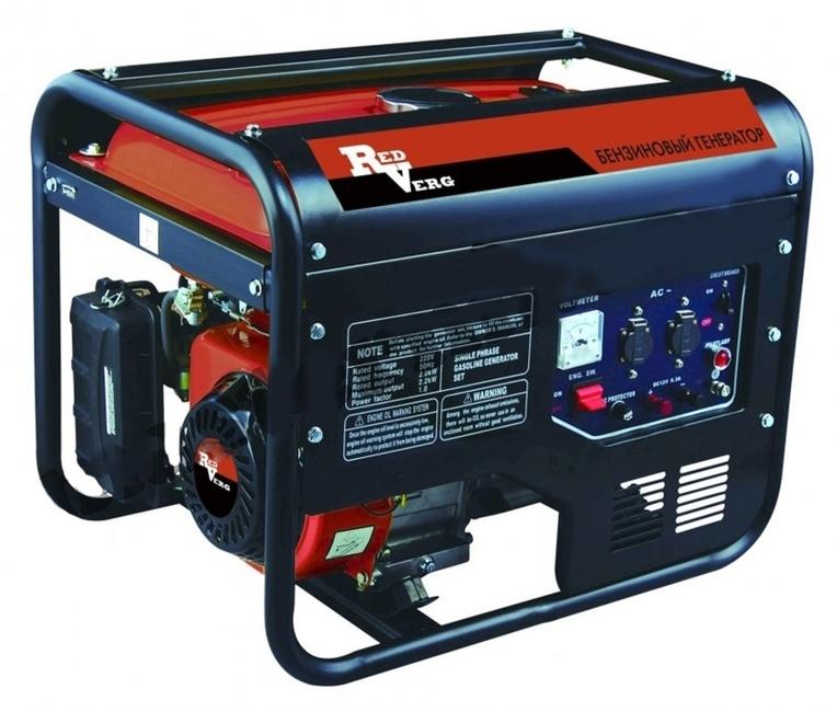 генератор RedVerg RD-G 3900N