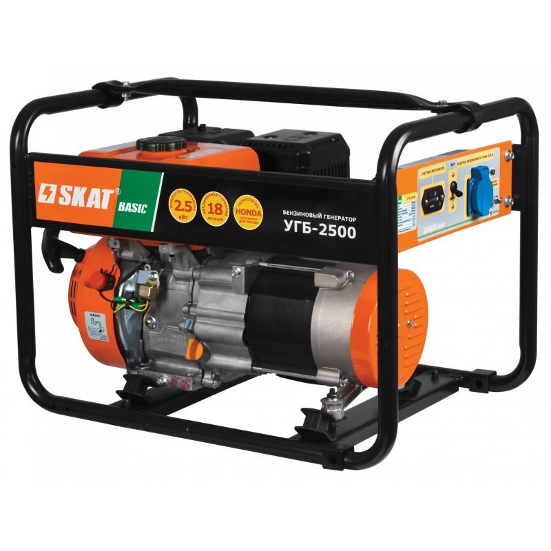 генератор SKAT УГБ-2500 Basic