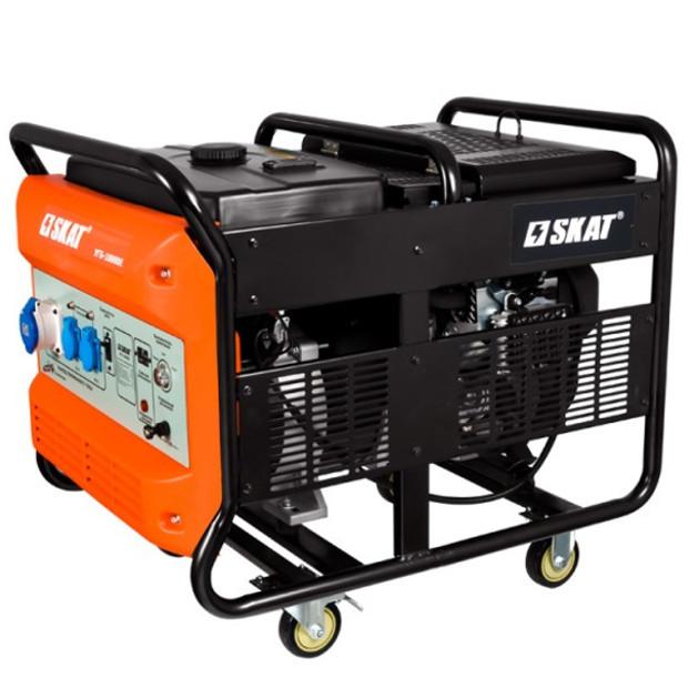 генератор SKAT УГБ-11500ET