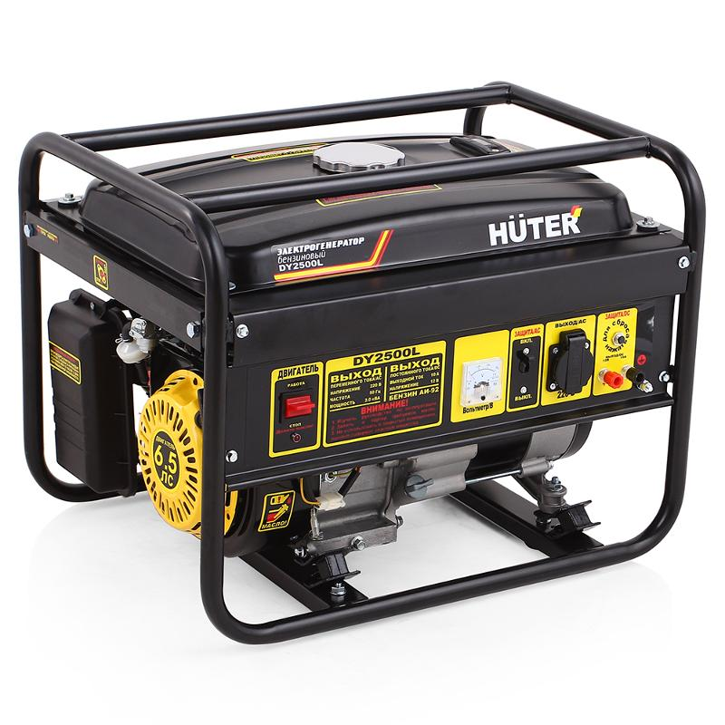 генератор Huter DY 2500 L