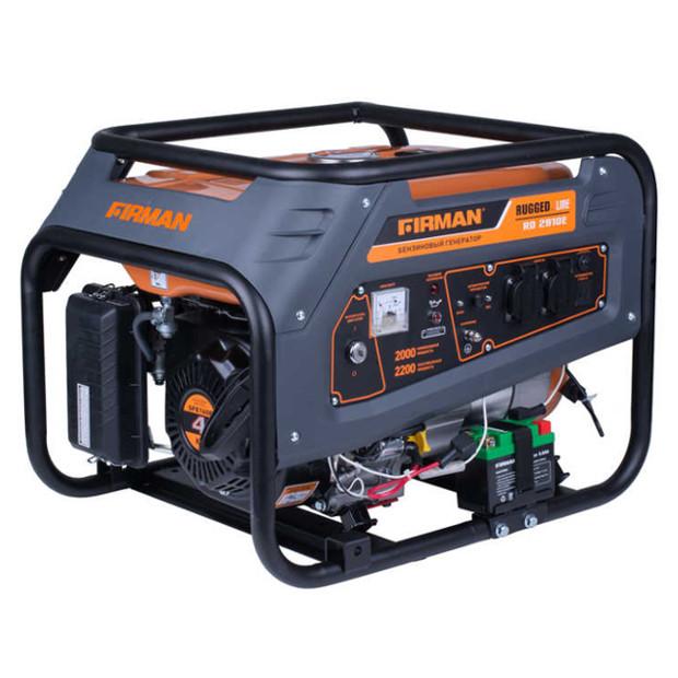 Бензиновый генератор Firman RD2910E