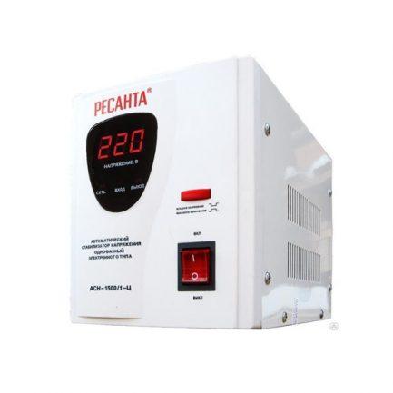Стабилизатор напряжения Ресанта АСН-1500