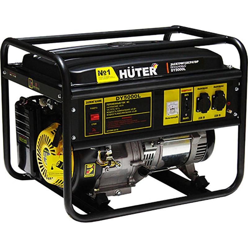 генератор Huter DY 5000 L