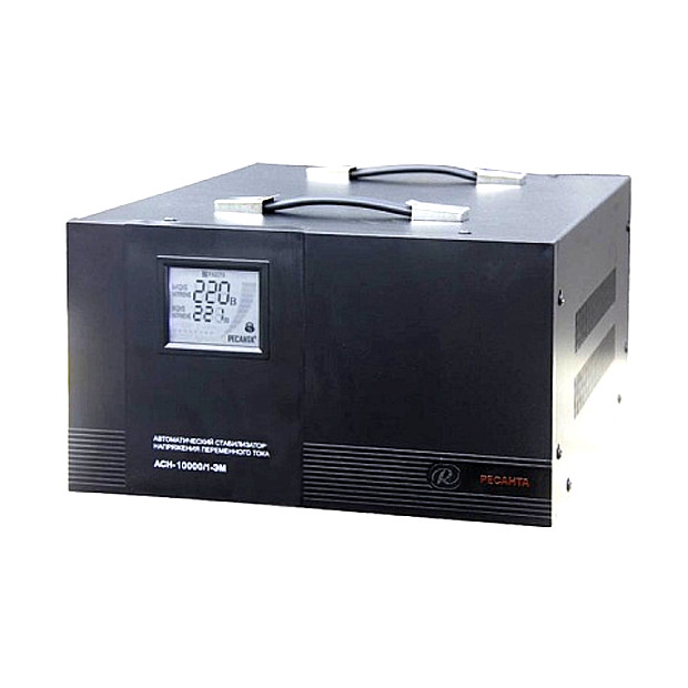 Стабилизатор напряжения Ресанта АСН-10000