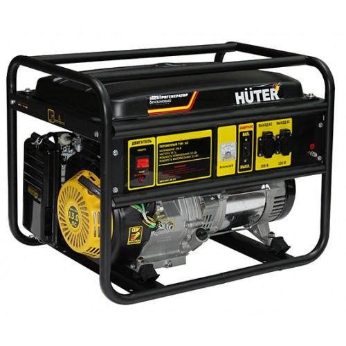 генератор Huter DY 8000 L
