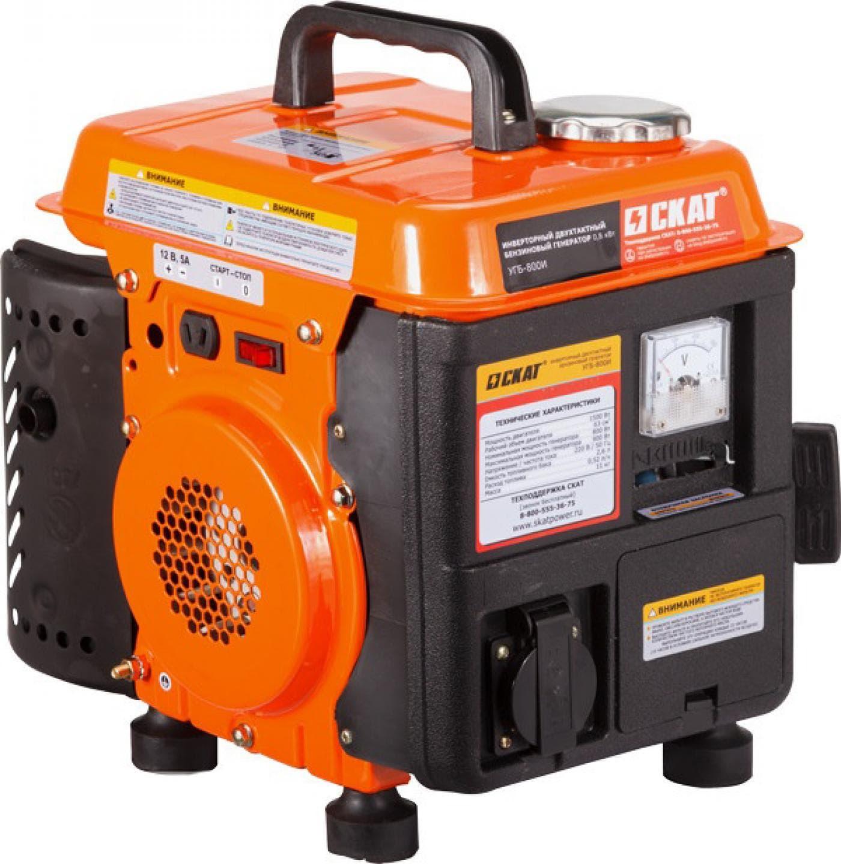 Инверторный генератор SKAT УГБ-800И