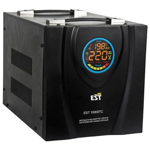 Стабилизатор напряжения EST 10000 TC