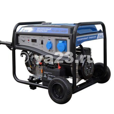 Бензиновый генератор TSS-SGG 7500ЕН