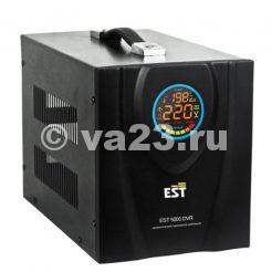 Стабилизатор напряжения EST 5000 DVR
