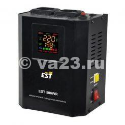 Стабилизатор напряжения EST 500 WR