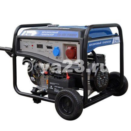 Бензиновый генератор TSS-SGG 7500ЕН3