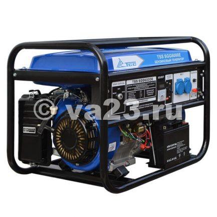 Бензиновый генератор TSS SGG 6000 E3