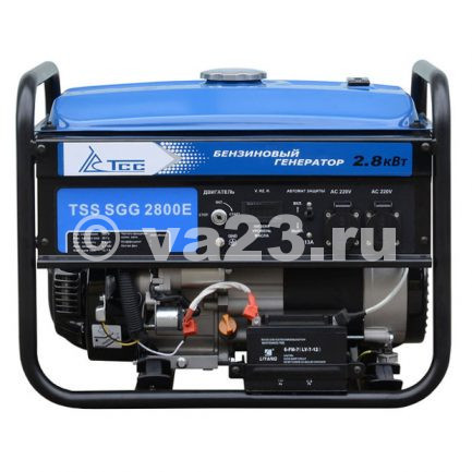 Бензиновый генератор TSS SGG 2800E
