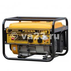 Бензиновый генератор WG3500