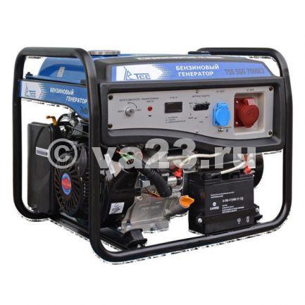 Бензиновый генератор TSS SGG 7000 E3