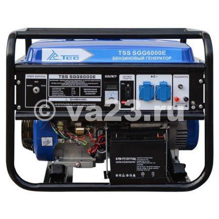 Бензиновый генератор TSS SGGX 6000E