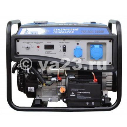 Бензиновый генератор TSS-SGG 7500Е