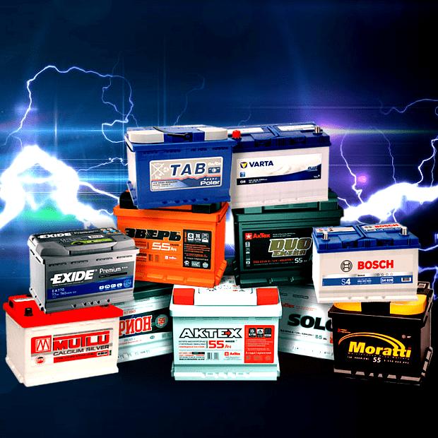 Купить аккумуляторную батарею 12В в Краснодаре