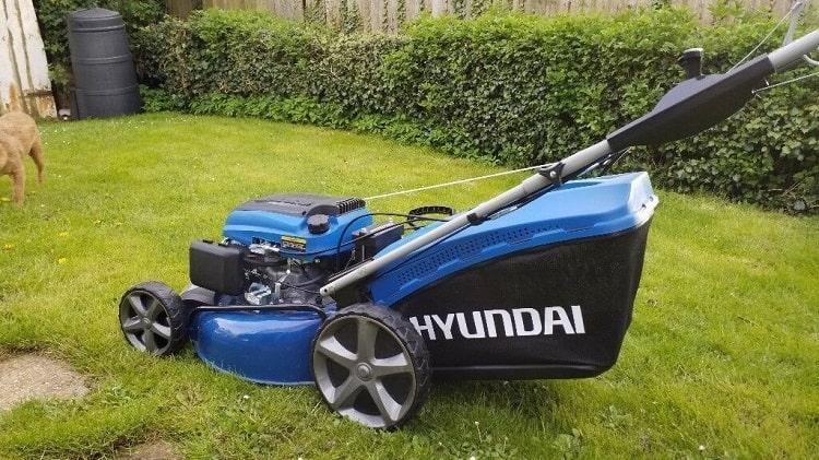 Бензиновые газонокосилки Hyundai (Хендай): купить, заказать, цена
